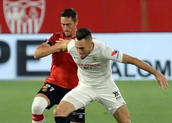 El Sevilla manda sin peligro 1