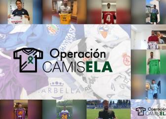 Negredo, el 'Mono', Rodri... los cracks se unen a la 'Operación CamisELA' contra la ELA