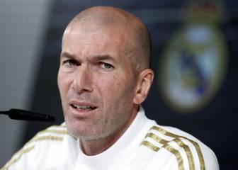 """El tremendo enfado de Zidane al ser preguntado por Bale: """"Madre mía, macho, vaya pregunta"""""""