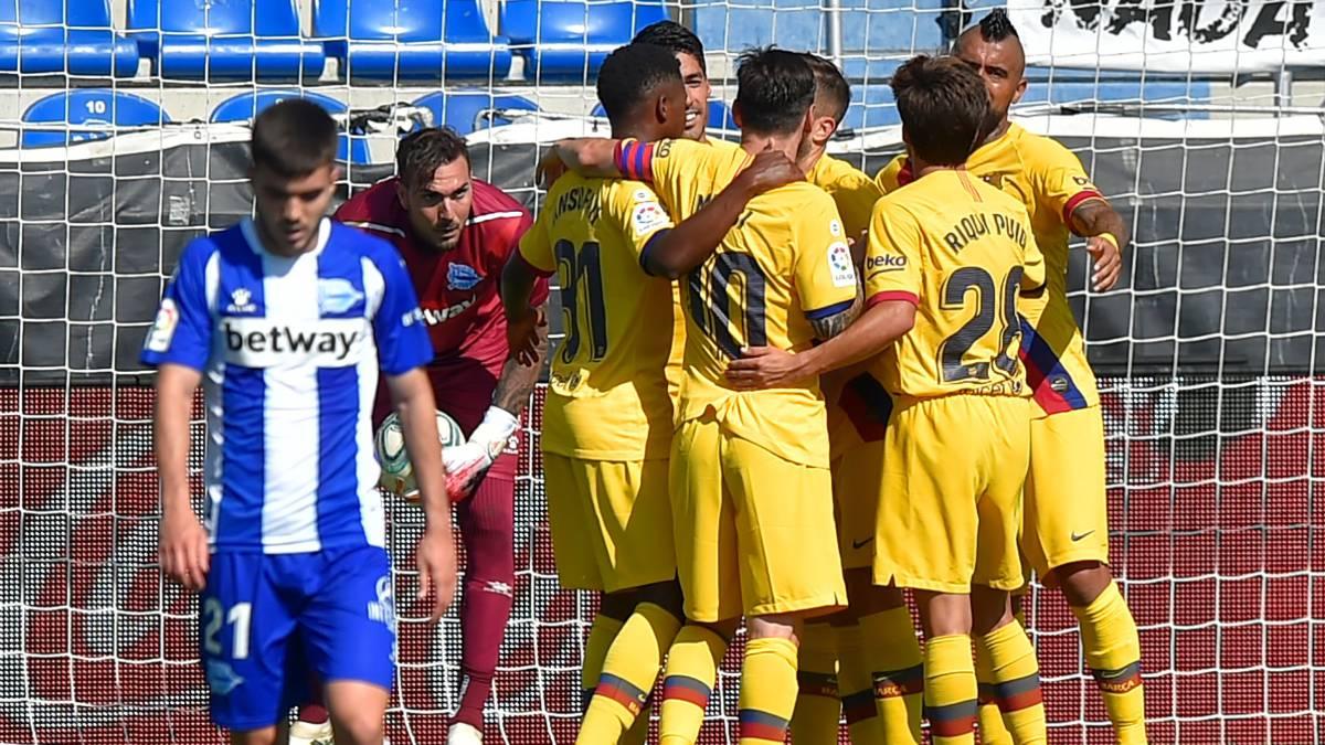 Barça-take-a-truce