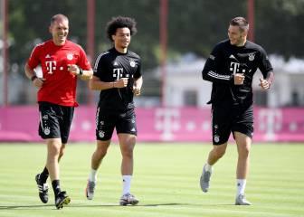 El Bayern, en 'modo Champions' 1