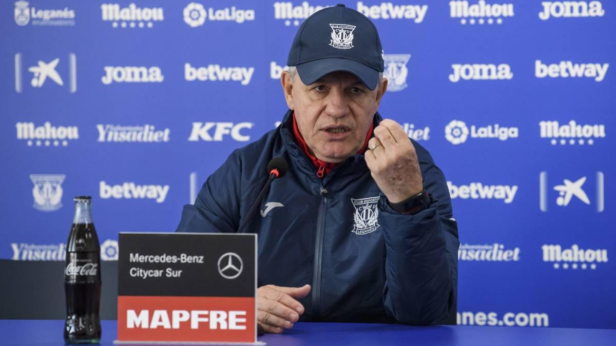 Leganés-announces-that-Aguirre-will-not-continue-as-his-coach