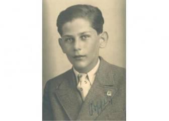 Real Sociedad | El misterio de un judío checo en Auschwitz con un pin de la Real 1