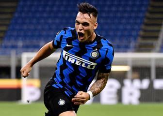 El Inter tumba el Nápoles con un golazo de Lautaro y es segundo