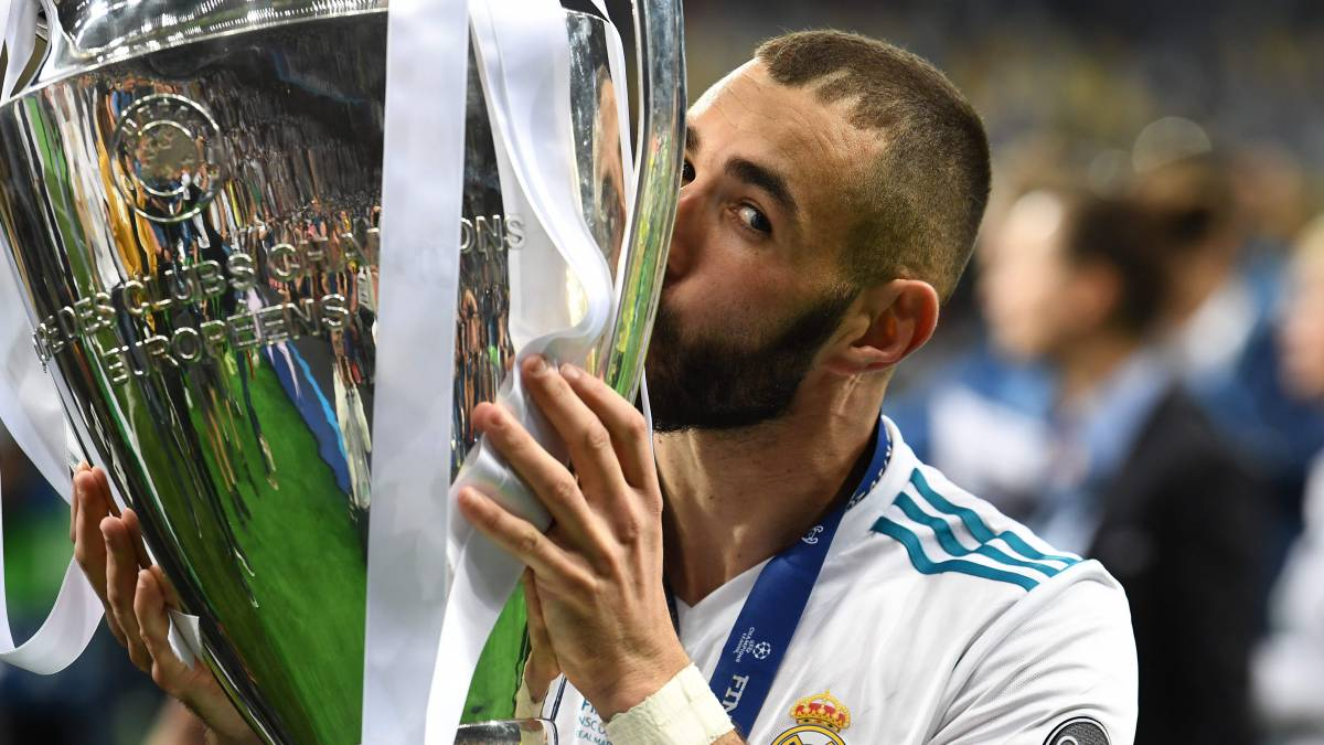 """Benzema:-""""I-don't-change-four-Champions-for-a-World-Cup"""""""