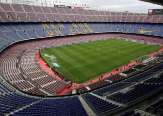 Champions RAC: la UEFA aún puede mover el escenario del Barça-Nápoles 1