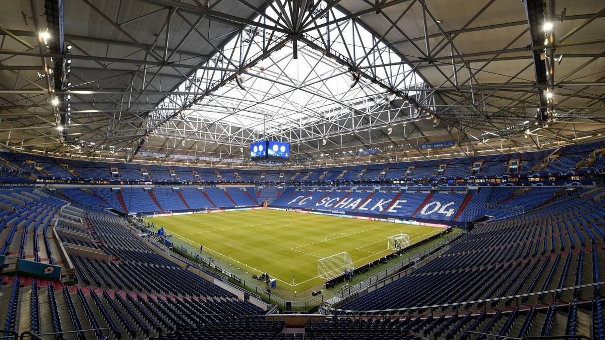 The stadiums and venues of the Europa League finals