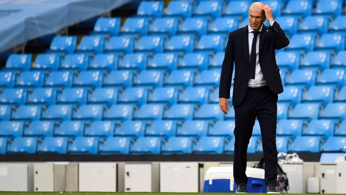 Zidane's-misstep