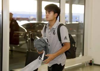 Unai Emery tendrá a Kubo para empezar con el Villarreal