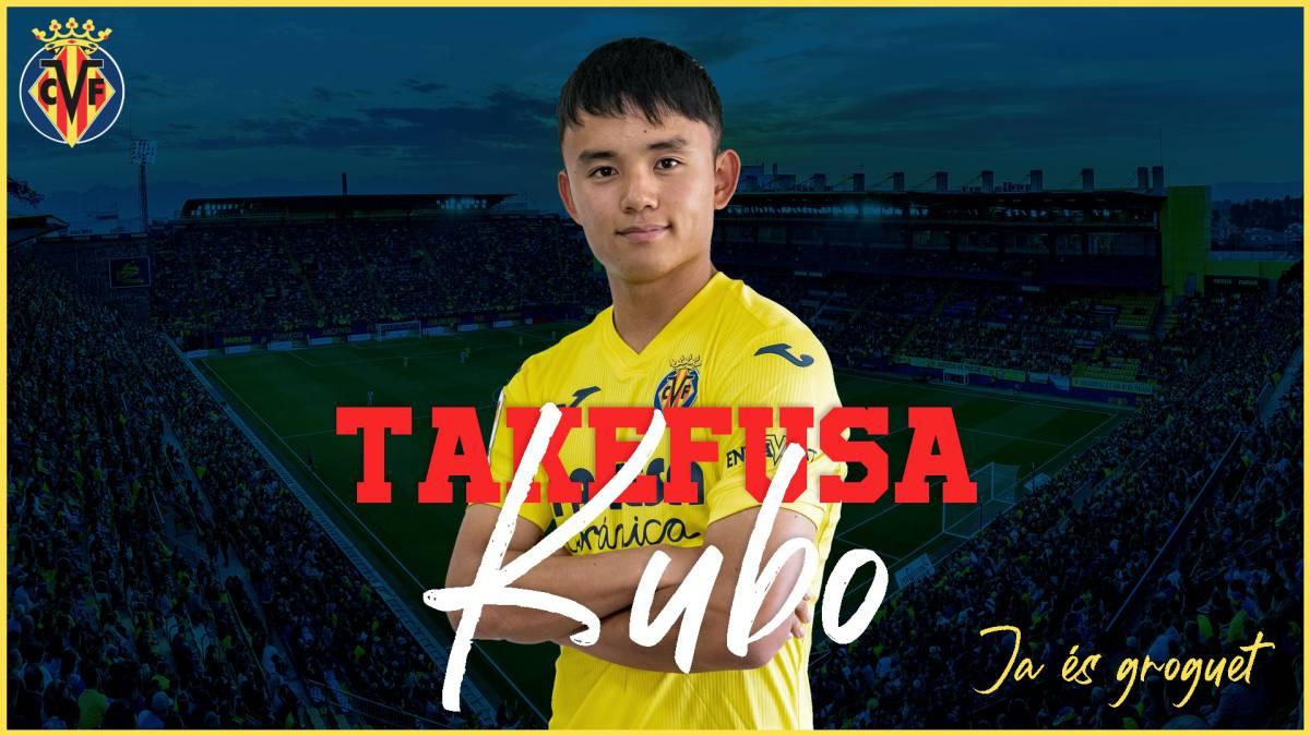 Official:-Kubo-to-Villarreal