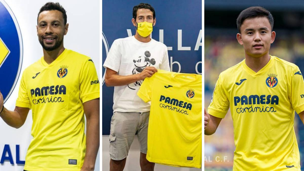 Villarreal-king-of-the-market:-Kubo-Parejo-and-Coquelin-for-€-13M