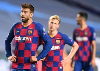 Todas las reacciones a la humillante derrota del Barça 2-8 ante el Bayern de Múnich 1