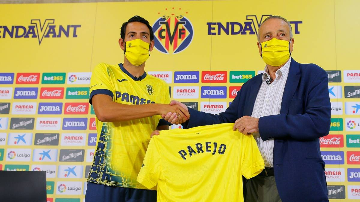 """Parejo:-""""I-couldn't-have-chosen-a-better-place-than-Villarreal"""""""