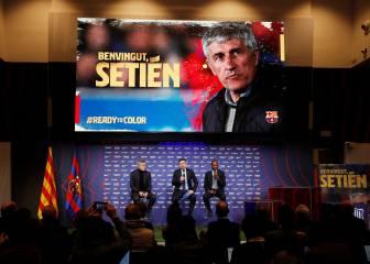 Barcelona | Quique Setién y Abidal serán fulminados, Bartomeu resiste 1