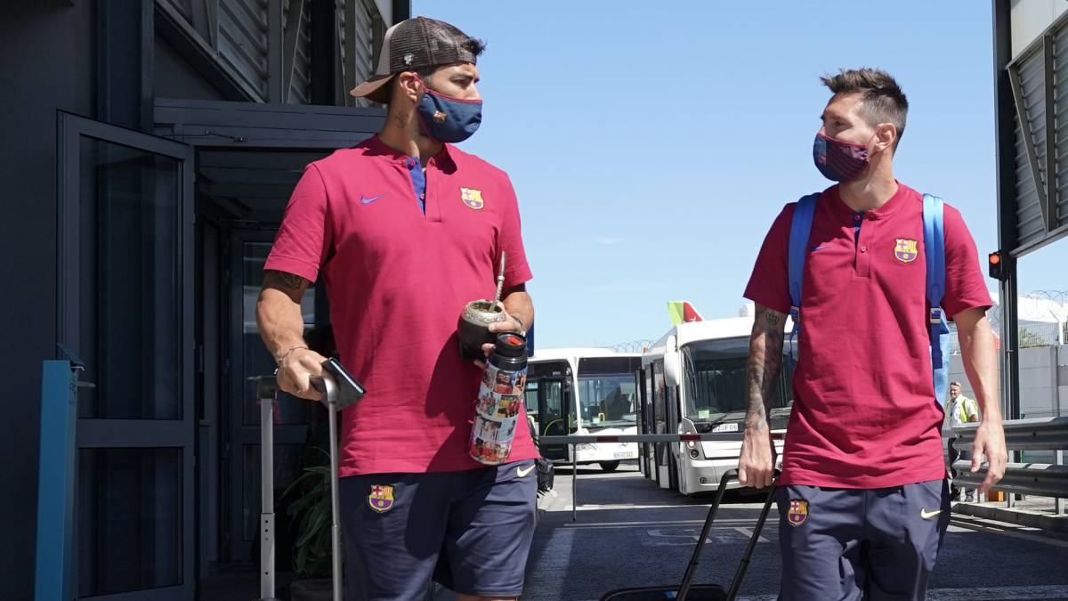 Messi-Suárez-and-Jordi-Alba-isolate-themselves-from-the-crisis-in-the-mountains