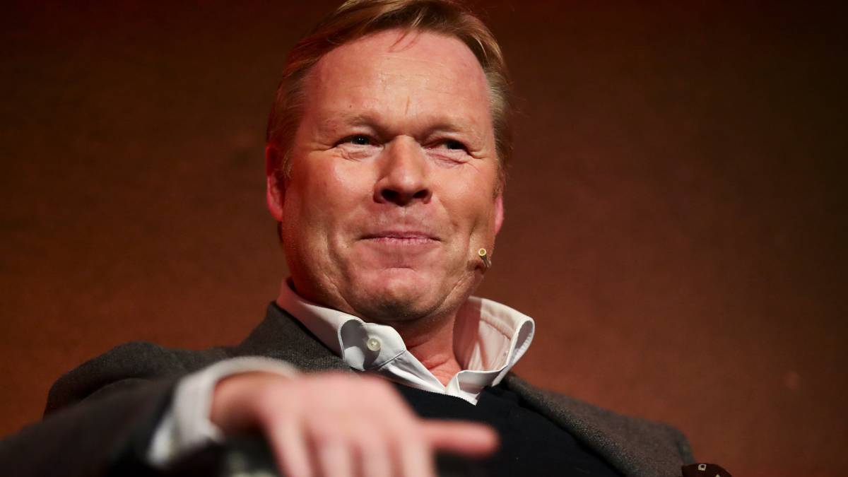 Òscar-Grau-closes-the-signing-of-Ronald-Koeman-in-the-Netherlands