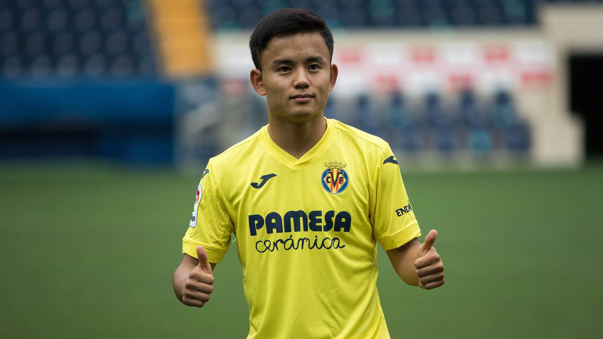 The-Madrid-Villarreal-agreement:-up-to-€-5M-for-the-loan-of-Kubo