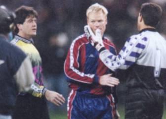 Barcelona | Koeman y el esperpento que vivió en la temporada 1994-95 1