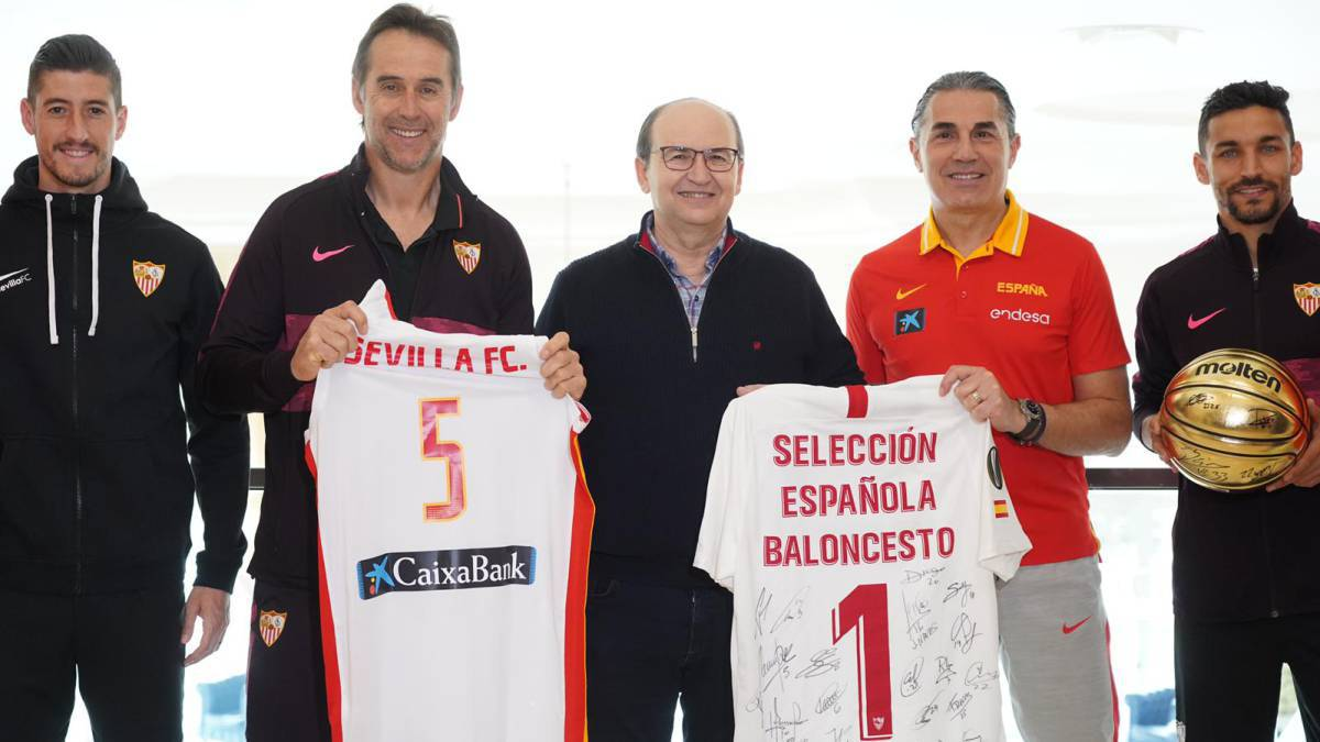 """Scariolo-the-interista-friend-of-Lopetegui:-""""The-final-is-at-50%"""""""