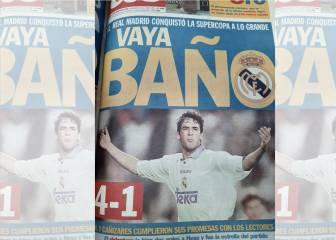 23 años del baño del Madrid al Barça de Guardiola