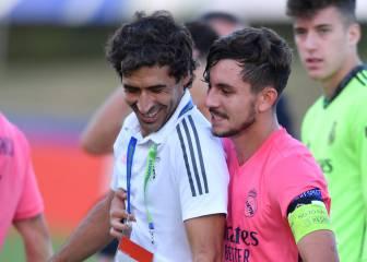 "Real Madrid: Chust: ""Raúl tiene ADN Madrid, nos aprieta más que nadie"" 1"