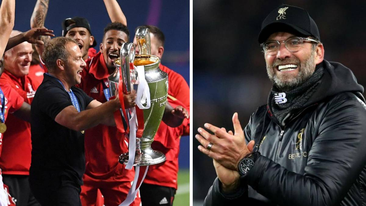 Klopp-congratulates-Flick-and-Bayern-and-leaves-a-message