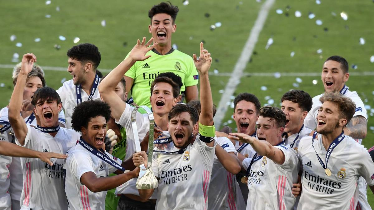 Madrid's-plans-for-the-Youth-League-champions