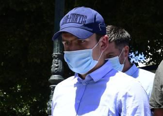 Declarado nulo el juicio que condenaba a Maguire por su agresión en Grecia