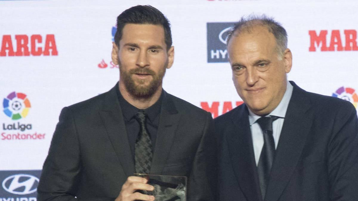 LaLiga-did-not-notice-CR's-goodbye-but-Messi-will-punish-him