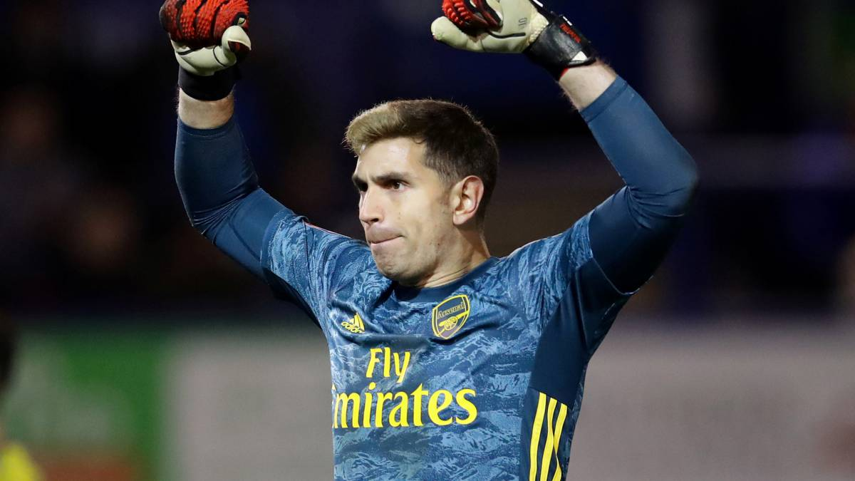 "Emiliano-Martínez:-""I-have-suffered-now-I-want-to-succeed-at-Arsenal"""