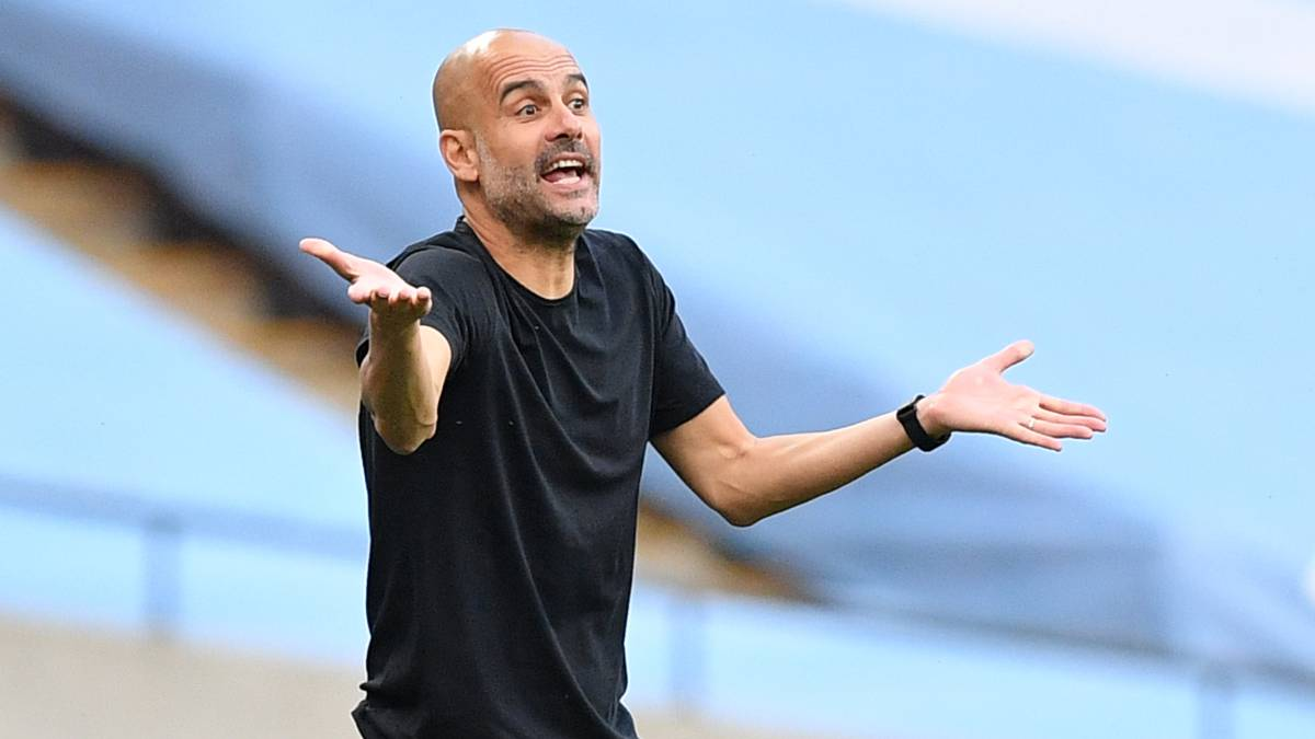 Guardiola-will-miss-a-large-part-of-the-preseason-according-to-Sky-Sports