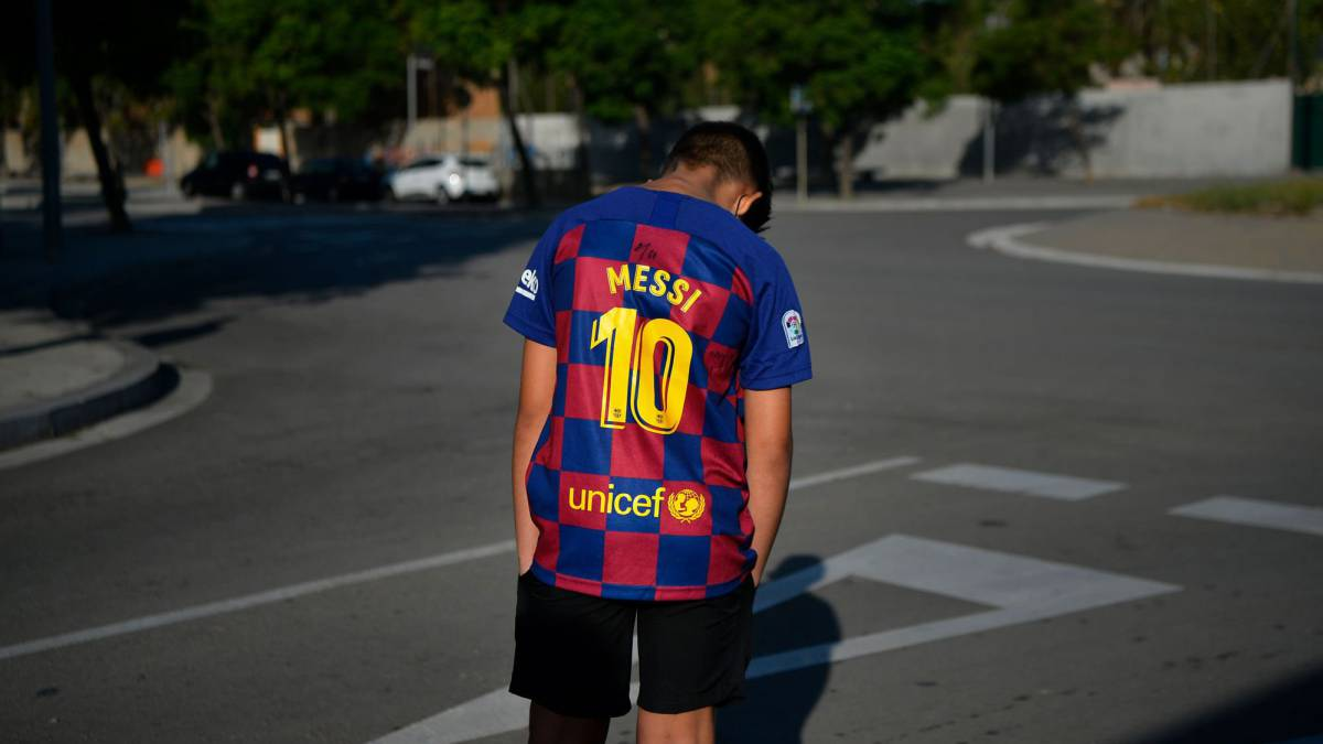 Last-minute-of-the-'Messi-case':-this-was-the-arrival-without-the-Argentine