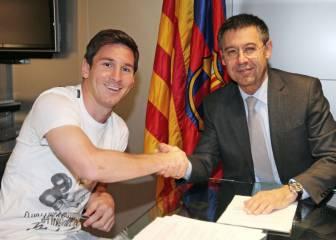 Barcelona El contrato misterioso - AS.com 1