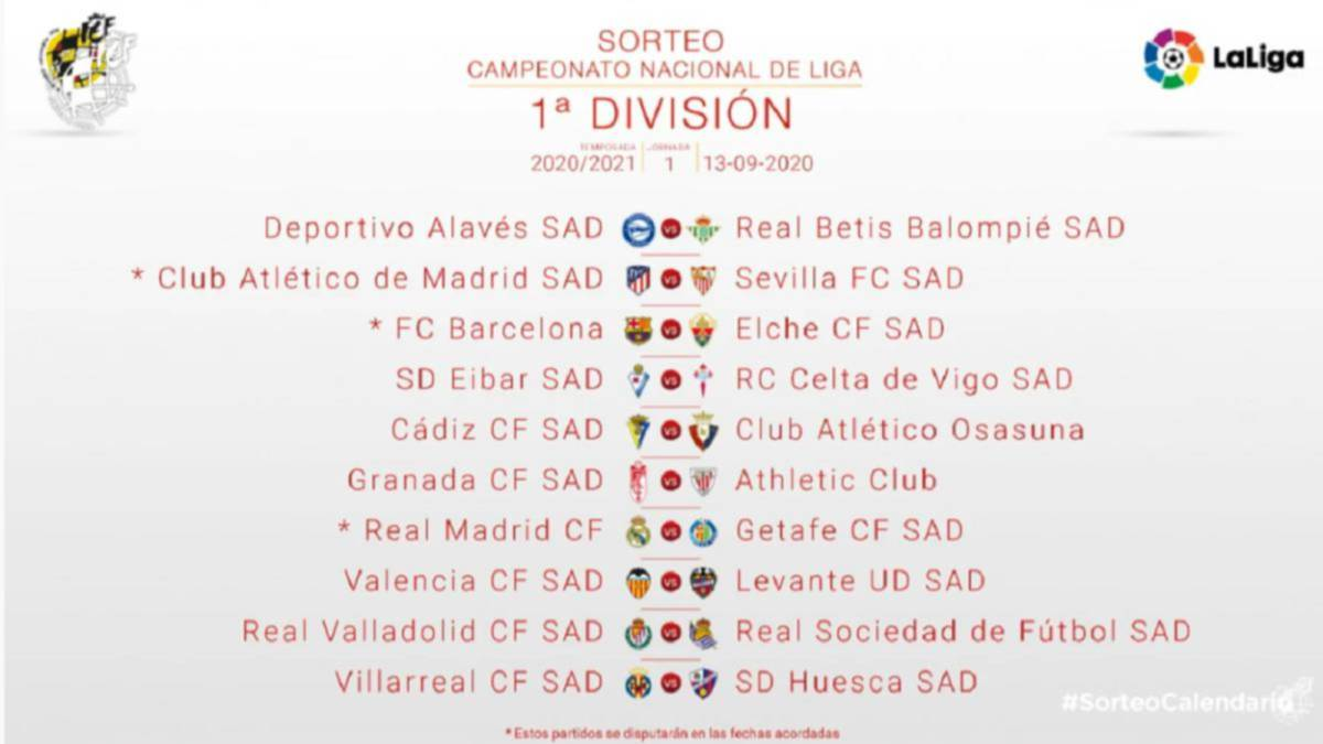 Madrid-Getafe-and-Barça-Elche-on-matchday-1;-the-Classic-on-25-O