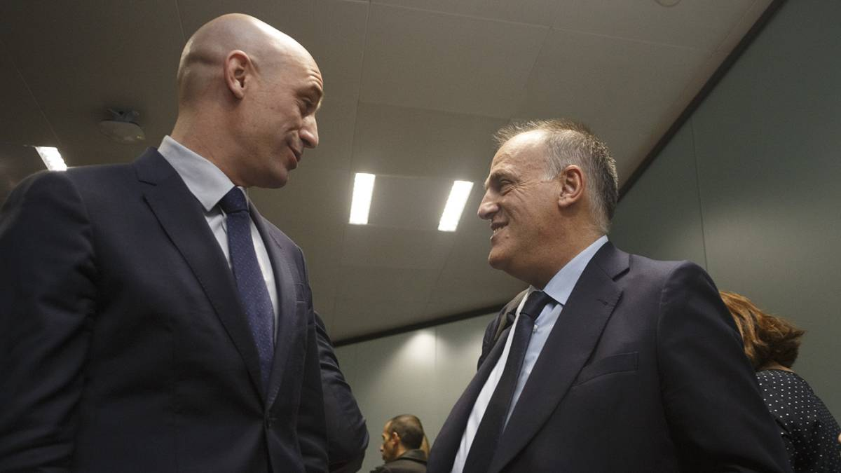Mess-in-sight:-the-RFEF-urges-LaLiga-to-set-the-matches-on-Saturday-and-Sunday