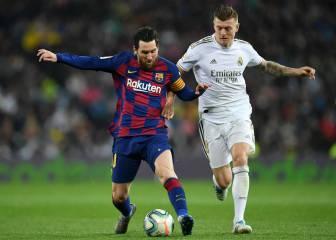 """Kroos: """"¿Messi al Real Madrid? Tendría que tener cojones"""""""