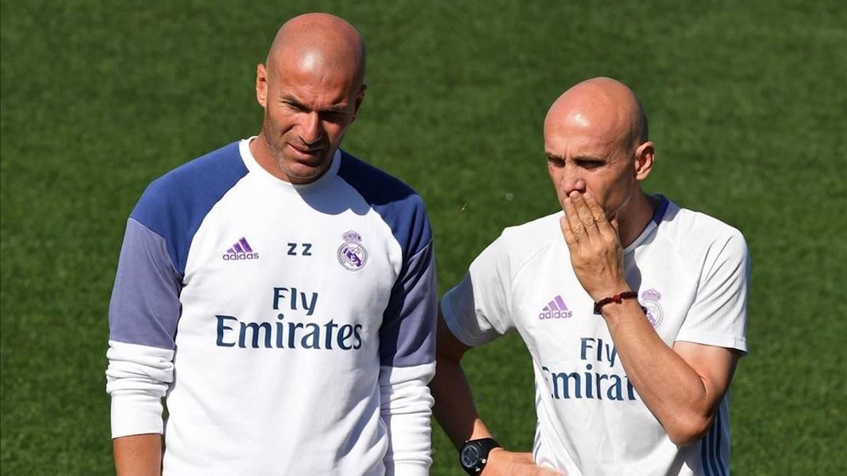 Zidane-pleasant-surprise