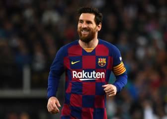 """""""Messi se queda, pero pega"""""""