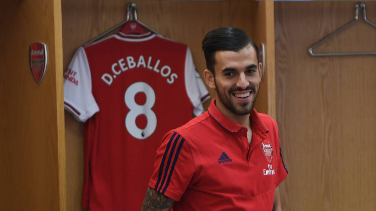 """Ceballos:-""""I-never-had-doubts-that-I-wanted-to-return-to-Arsenal"""""""