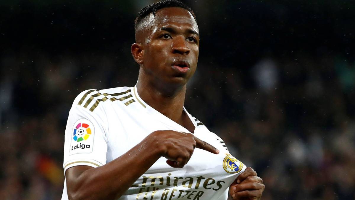 """Vinicius:-""""At-my-age-only-Raúl-and-Casillas-played-more-games-than-I-did-in-Madrid"""""""