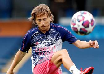 Real Madrid: Incombustible Modric - AS.com 1