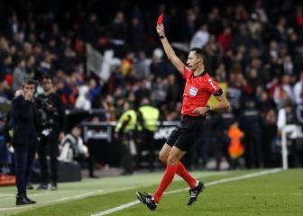 La FEF endurece la sanción por críticas a los árbitros y forzar tarjetas 1