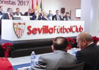 SEVILLA 'Accionistas Unidos' carga contra el socio de Del Nido 1