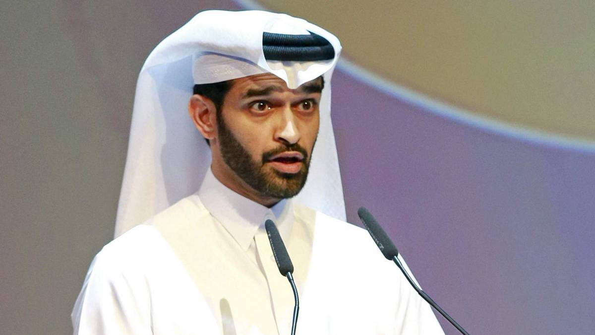 """Al-Thawadi:-""""We-will-seize-the-World-Cup-to-protect-Education-for-All"""""""