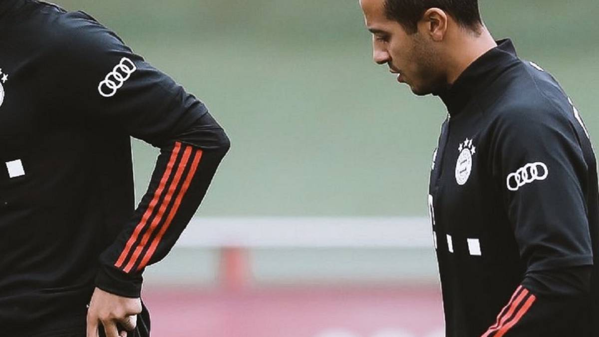 Thiago-participates-in-Bayern's-first-training-session