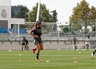 El filial del Real Madrid Femenino se pone en marcha