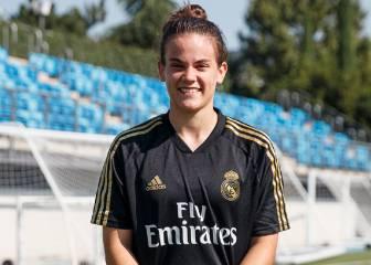 El Madrid CFF pesca en el Real Madrid: ficha a Lucia Suárez