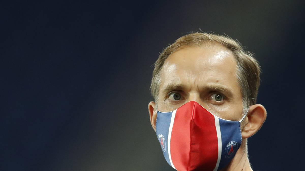 """Tuchel:-""""It-will-be-the-club-that-deals-with-the-Neymar-issue"""""""