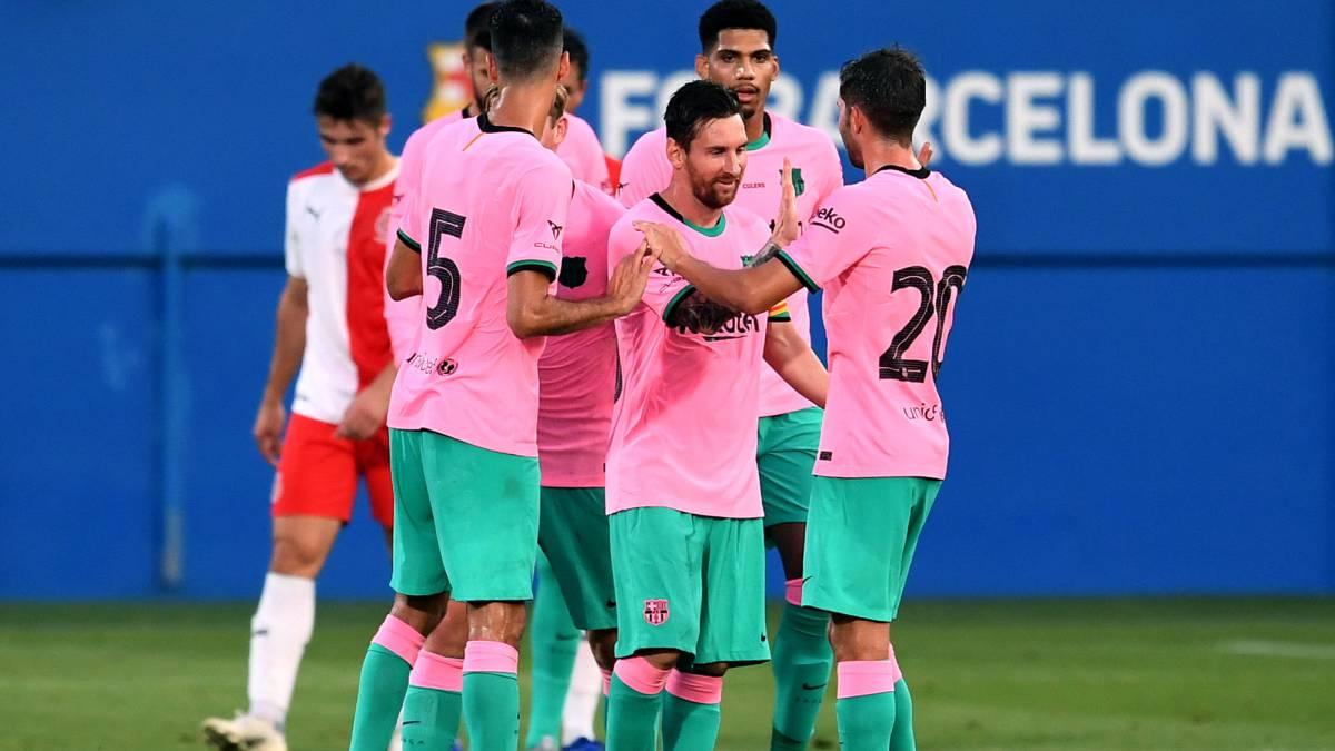 Messi-restarts