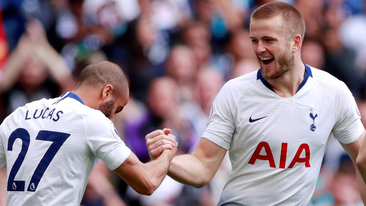 """Dier:-""""For-the-fans-it-must-be-exciting-that-Bale-is-linked-to-Tottenham"""""""